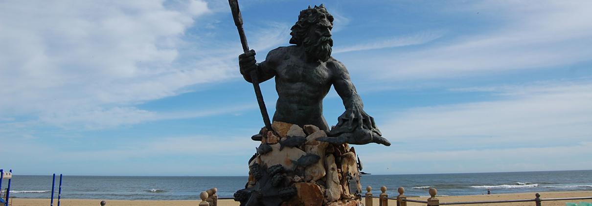 Virginia Beach Limousine - King Neptune